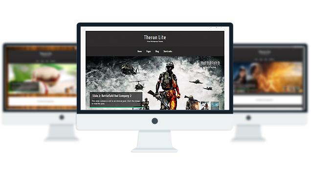 Towfiq I  » Theron Lite: Free WordPress Theme
